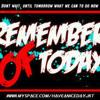 Remeber of Today - pergi,hilang, dan lupakan
