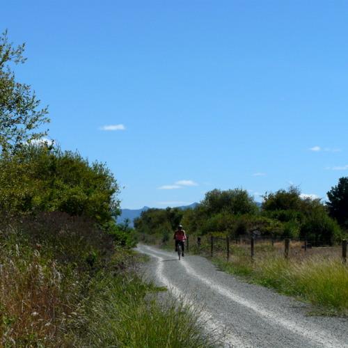 Podcast: Hauraki Rail Trail Cycleway, Waikato