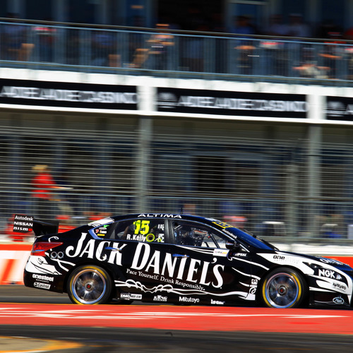 Rick Kelly talks after another solid result in Adelaide