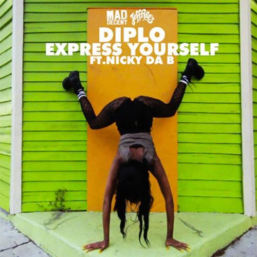 Diplo - Express Yourself (Mixter Pan Cumbia Mix) FREE DL
