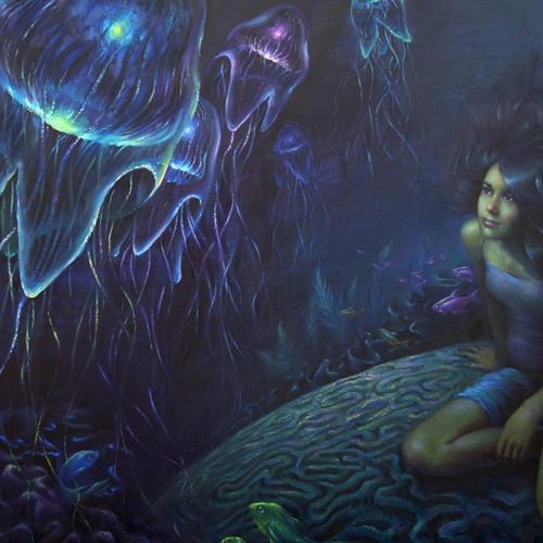 ♥ Maja Salamon ~ Jellyfish Princess ♥