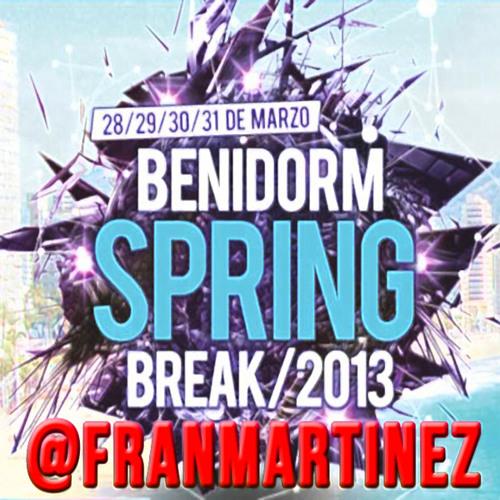 Fran Martinez - Concurso Benidorm Spring Break