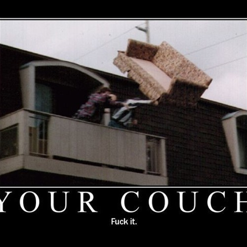 F    Your Couch
