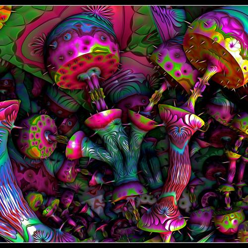 Mushroom Resistance (TUDE birthday set march 2013)