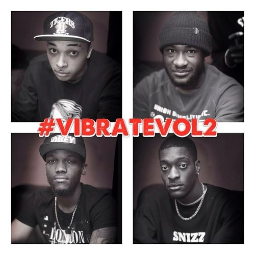 #VibrateVol2