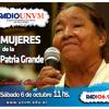 Mujeres de la Patria Grande - Programa 05 - Domitila Chungara - 33m 21s Portada del disco