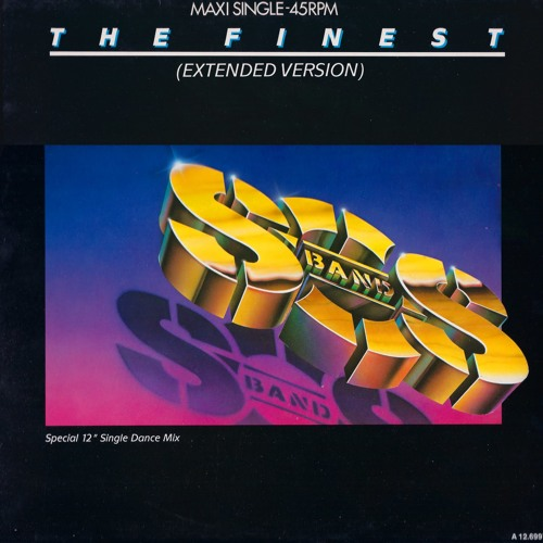 SOS Band - The Finest (Groove Motion Re-Edit) FB like to DL