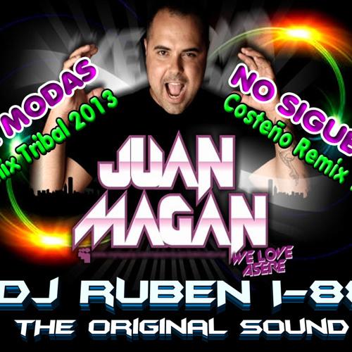 Juan Manga - No Sigue Modas- (DJ Ruben i-88 ) [The Original Sound] Costeño Remix