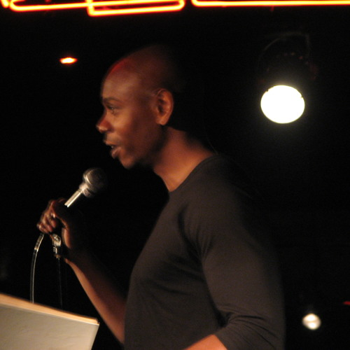 Dave Chapelle with Jeff Scott, 2005