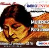 Mujeres de la Patria Grande - Programa 06 - Mercedes Sosa - 44m 31s Portada del disco