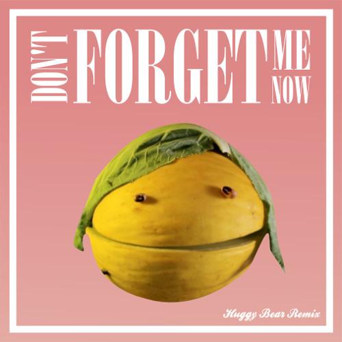 Mumdance - Don't Forget Me Now (Huggy Bear Remix)