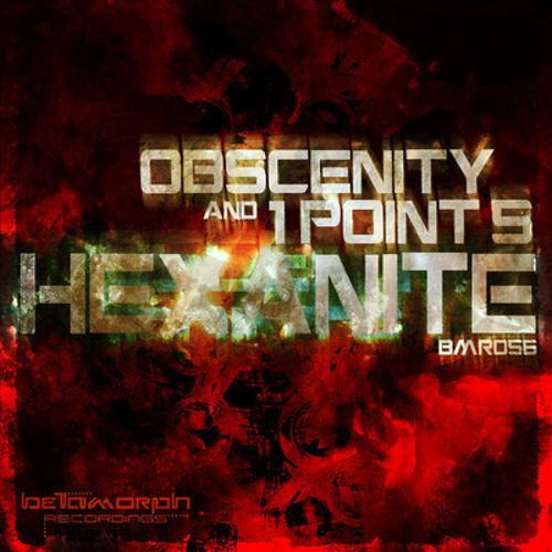 Obsenity and 1Point5 - Hexanite (Tim Ismag Remix) (Debians Drumstep Edit)