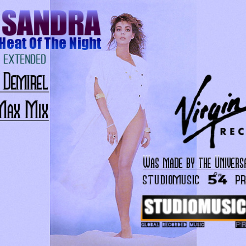 Sandra - In The Heat of The Night [Supefunk Extended & Serkan Demirel TechnoMax Mix]