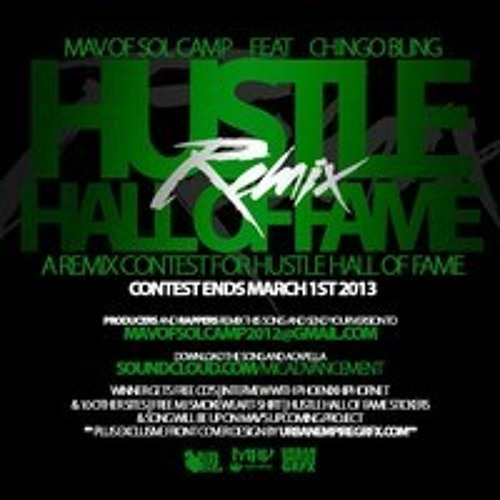 The Mav feat. Chingo Bling - Hustle Hall of Fame (DMTA Remix)