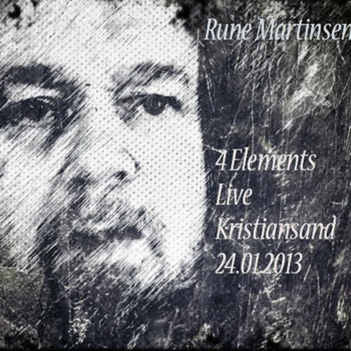 "Rune Martinsen : From the album ""4 Elements (Live Kristiansand) free downl album. see description"