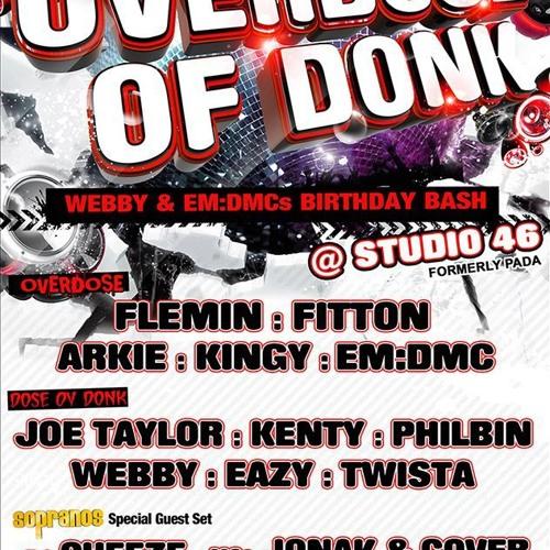 D.J Kenty Overdose of donk promo final copy