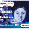 Mujeres de la Patria Grande - Programa 08 - Alfonsina Storni - 31m 04s Portada del disco