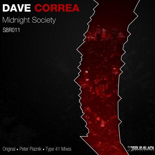 SBR011 : Dave Correa - Midnight Society (Type 41 Remix)