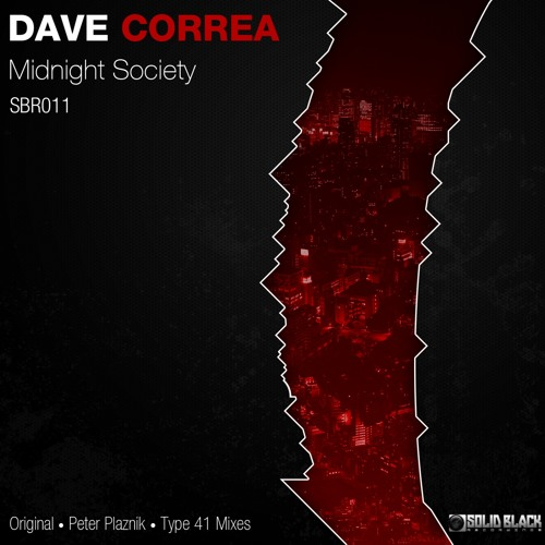 SBR011 : Dave Correa - Midnight Society (Peter Plaznik Remix)