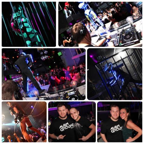 Belocca Live @ Club Vertigo ( Győr, Hungary ) 2013.03.02