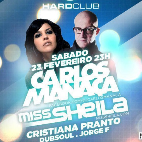 Miss Sheila @ HardClub 23.02.13