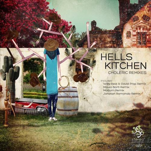 Hells Kitchen - Wound (Jonatan Ramonda Remix) [Stereo Paradise]