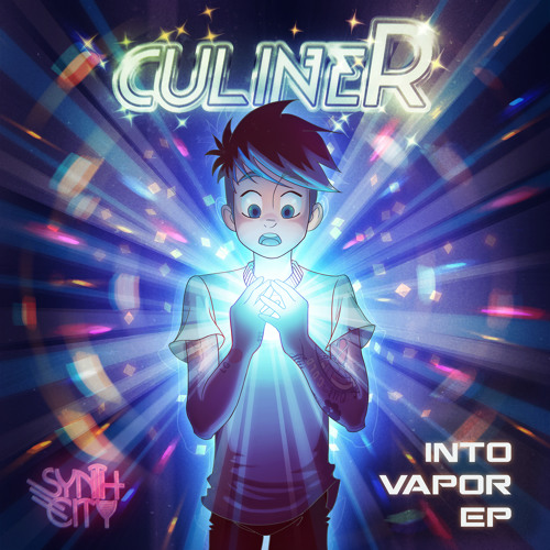 culineR - into vapor feat. Sisely Treasure