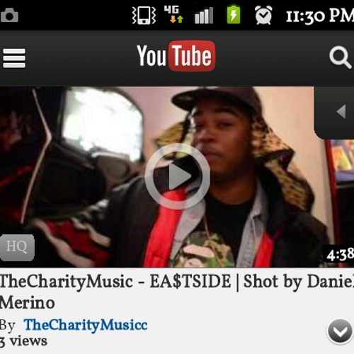 TheCharityMusic - EA$TSIDE (Remix)