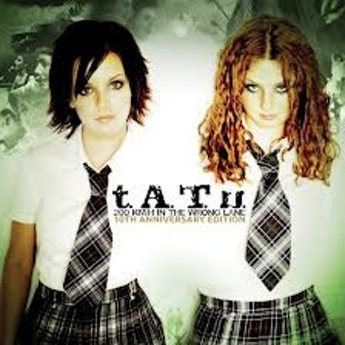 t.A.T.u. - All The Things She Said (Durty Mag1ck Remix)