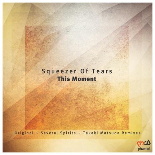 Squeezer Of Tears - This Moment (Several Spirits Remix) [PHW]