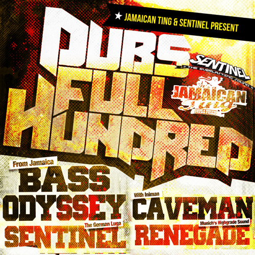 Preview: DUBS FULL HUNDRED 2013 feat. Bass Odyssey, Sentinel, Caveman & Renegade (Part 3 of 6)