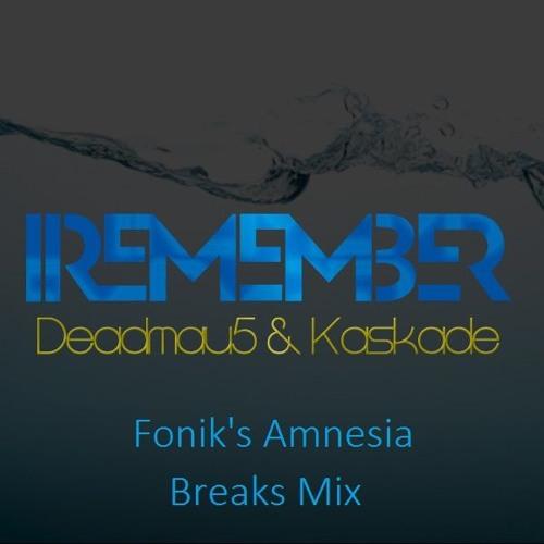 Deadmau5 & Kaskade - I Remember (Fonik's Amnesia Breaks Mix) Press Buy for Free Download