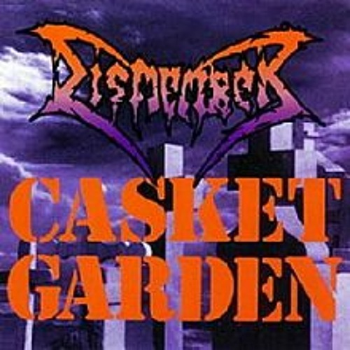 Casket Garden (Cover)