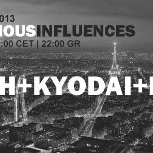 MoodyLushious Influences Episode 23 (March 2013 Edition) (Host Mix By Di Costa)