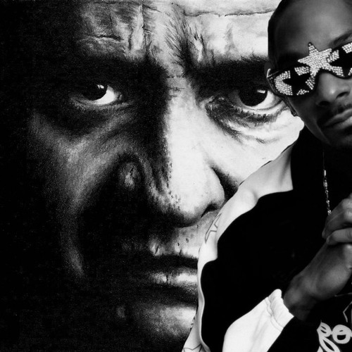 Johnny Cash ( Snoop Dogg)- God's Gonna Cut You Down Mix