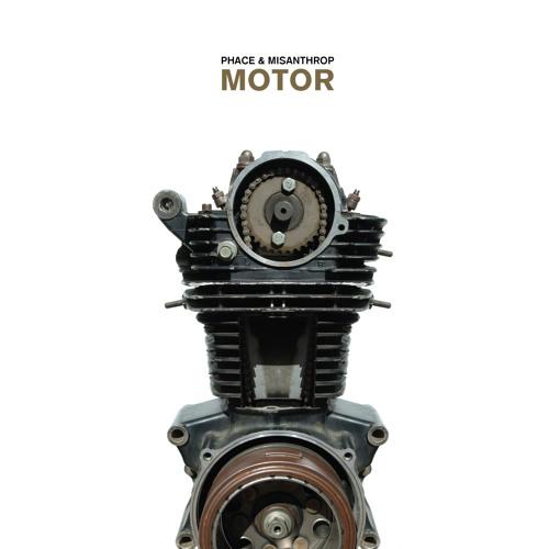 Phace & Misanthrop - Motor - A - NSGNLEP002M