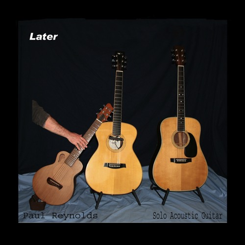 A LATIN TALE: 6th Track from the CD 'Later' by Paul J Reynolds