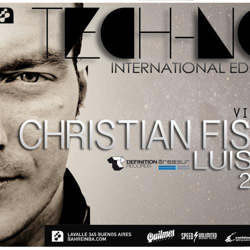 Christian Fischer Live @ Bahrein Club Buenos Aires Argentina 01.03.2013