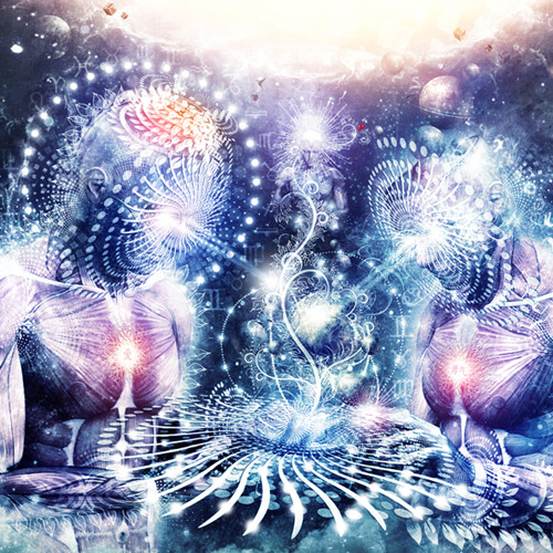 Virtual Light VS Random - Marvelous Experience (Ovnimoon Records 2013)