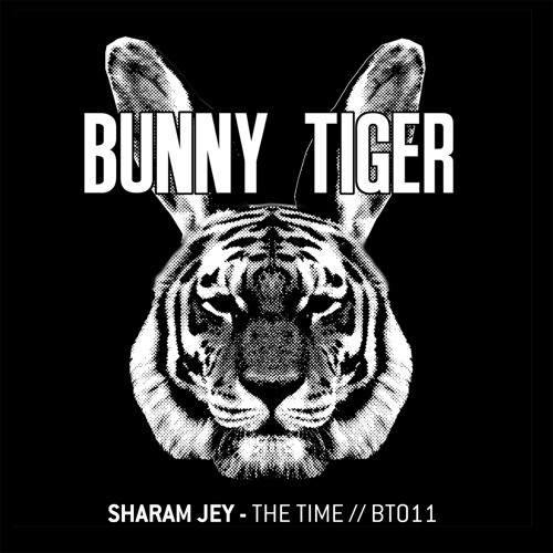 Sharam Jey - The Time! (Preview) Bunny Tiger Music011