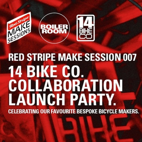 Midland B2B Paul Woolford 90 Min Mix - Boiler Room x Red Stripe Make Session 007
