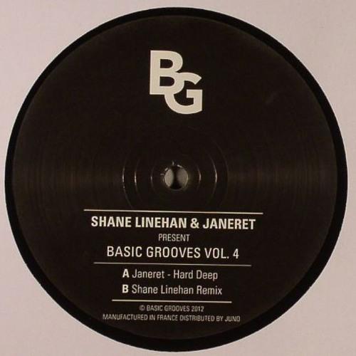 Shane Linehan & Janeret Present Basic Grooves Vol. 4 [Out Now]!