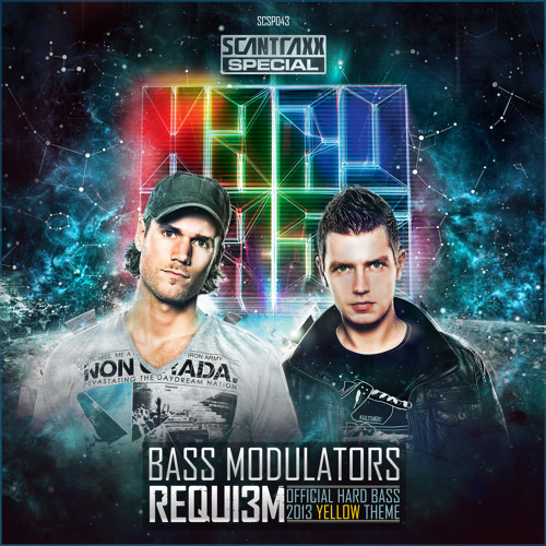Bass Modulators - Requi3m (official hard bass 2013 yellow theme) (#SCSP043 preview)