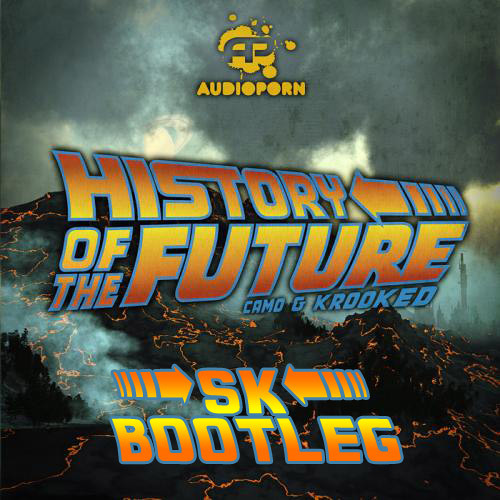 Camo & Krooked - history of the future (Featurecast lean back edit) [SK remake]