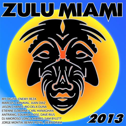Marcos Carnaval, Antranig, DJ Amoroso Feat Eduardo Jose - Toma (Culo) [Zulu Miami 2013]