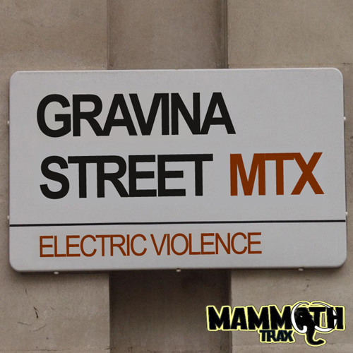 Electric Violence - Gravina Street EP