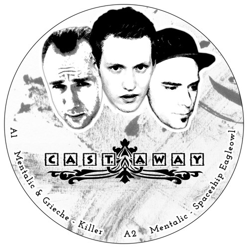 Mentalic & Grieche - Killer (Original Mix) cut on Vinyl and Ton Liebt Bass
