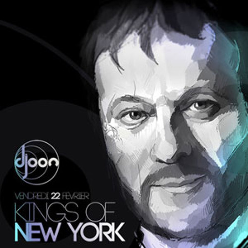 Afshin @ Kings of New York with François K, Djoon, Friday February 22nd 2013