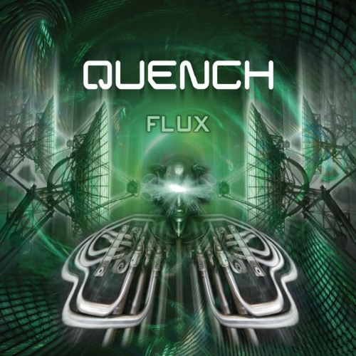 QUENCH & TERRAFRACTYL - The Mighty Gecko - [OUT NOW]