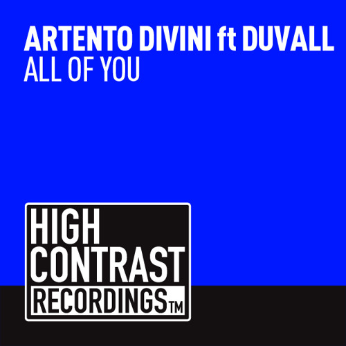 Artento Divini feat. Duvall - All Of You Preview